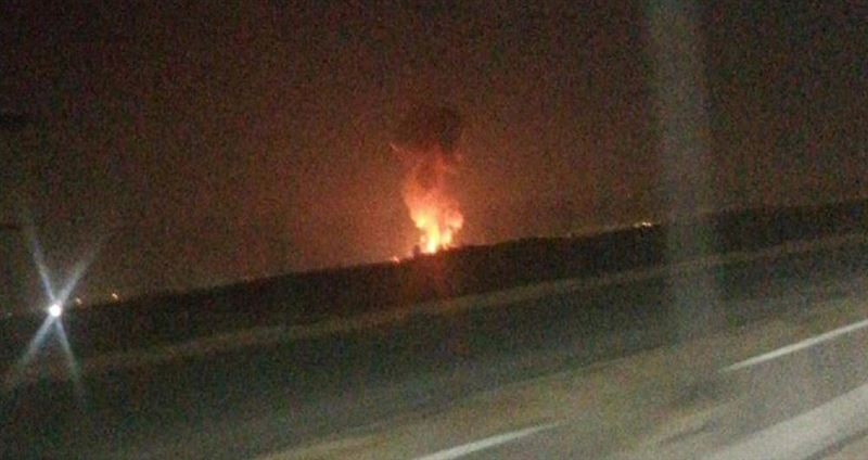 В районе международного аэропорта Каира прогремел взрыв: пострадали 12 человек