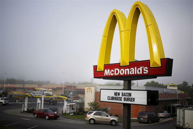 Более 100 человек отравились в Макдоналдс в США