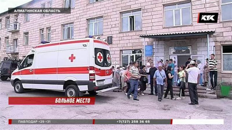 Шелекскую больницу, несмотря на множество нарушений, не закроют