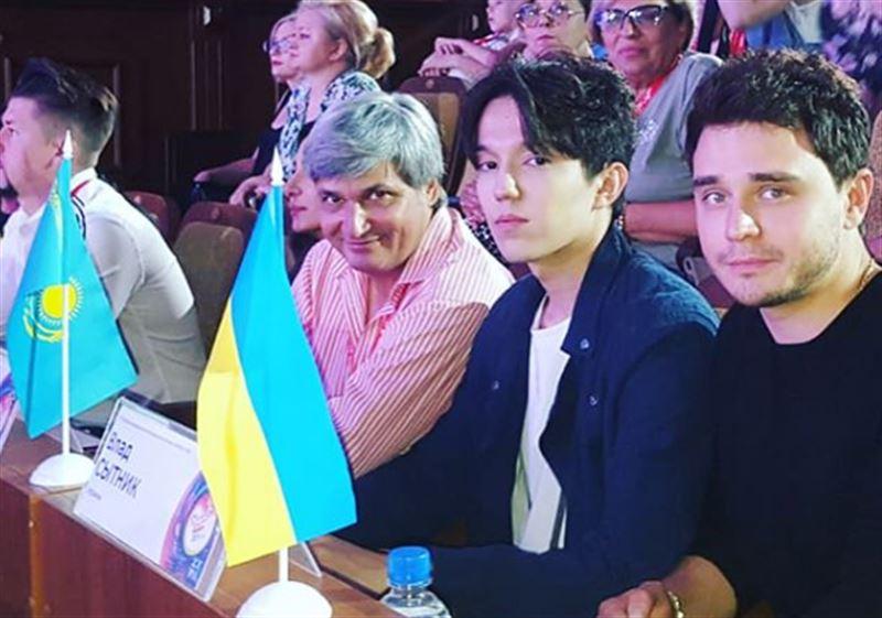 Димаш Кудайбергенов поразил жюри и зрителей на «Славянском базаре»