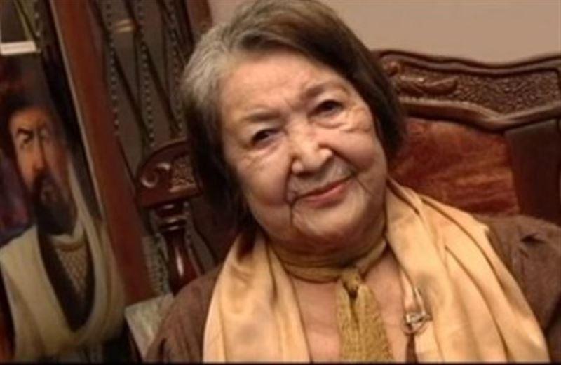 Әйгілі актриса Зәмзәгүл Шәріпова өмірден өтті