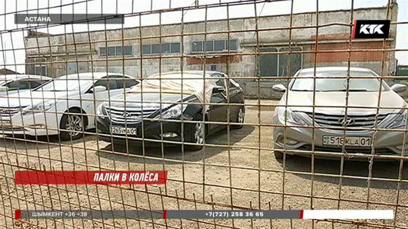 Сотни казахстанцев остались без авто
