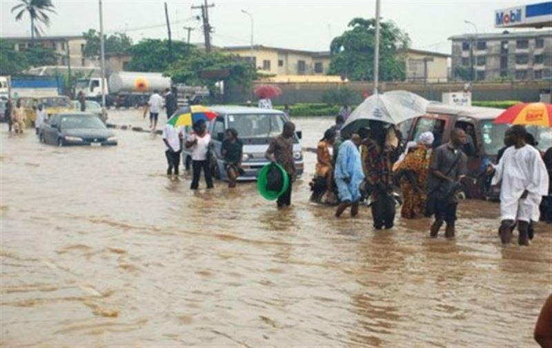 Более 40 человек погибли от наводнения в Нигерии
