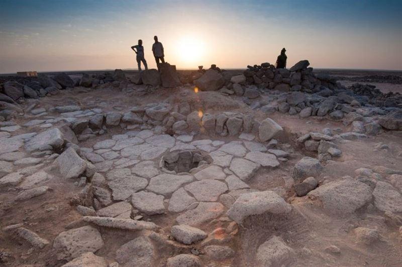 В Иордании обнаружили окаменевшие остатки хлеба, испеченного более 14 000 лет назад