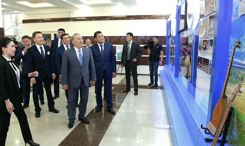 Нурсултан Назарбаев провел совещание по вопросам социально-экономического развития Павлодарской области