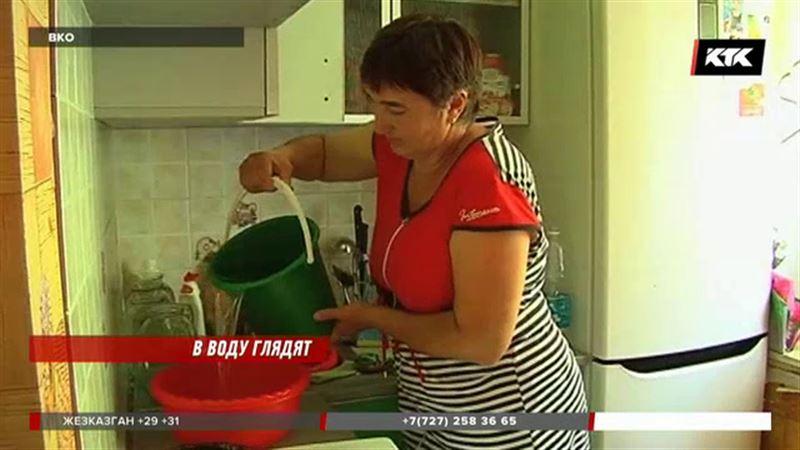 Жители Риддера берут питьевую воду в долг