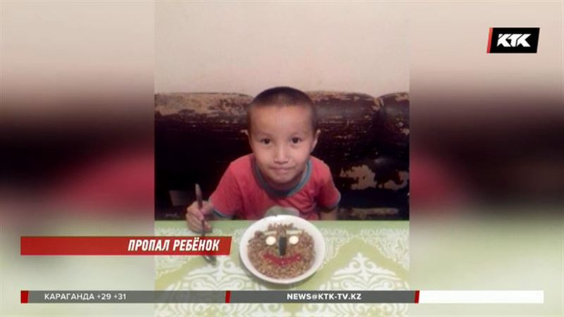 В горах Алматинской области исчез семилетний ребенок