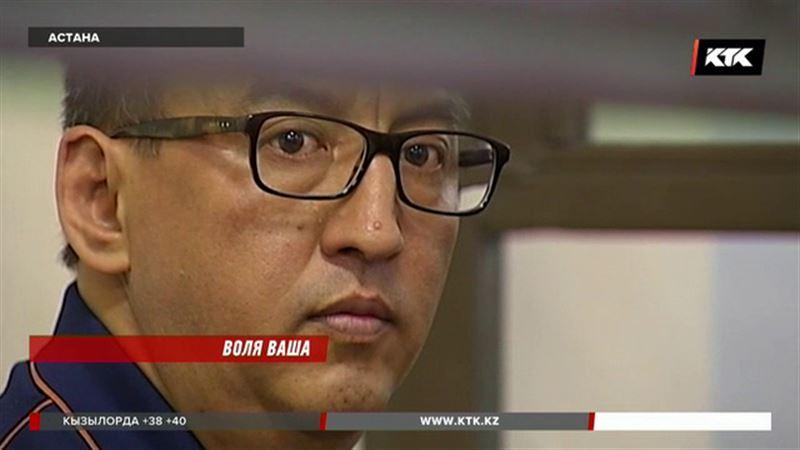 Кайрат Жамалиев вышел на свободу