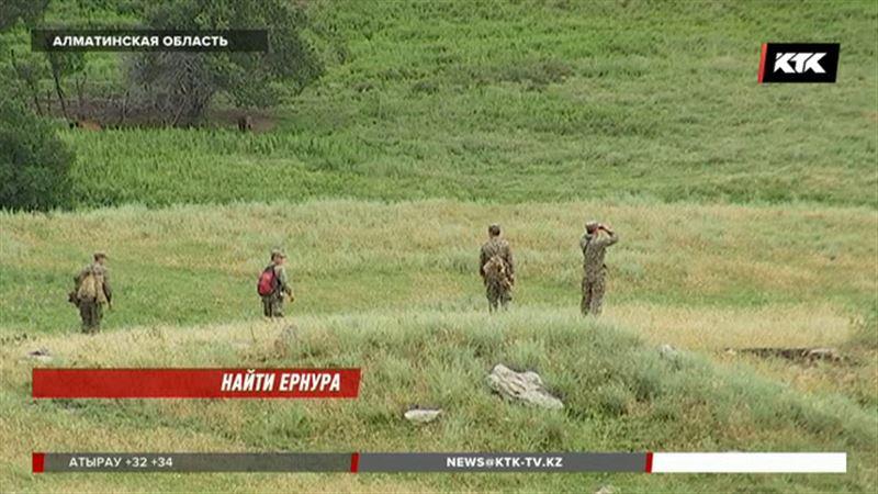 Исчезновение мальчика в горах Алматинской области – новые подробности