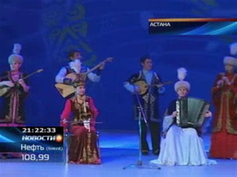 «Нур Отан» подарил жителям и гостям Астаны полуторачасовой концерт