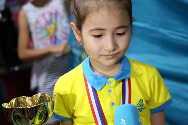 ФОТО: Атыраулық 9 жасар шахматшы Азия чемпионы атанды