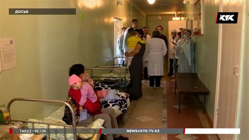 Врачи Каскеленской инфекционной больницы написали министру