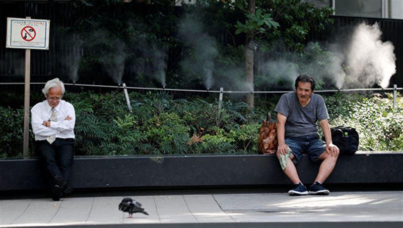 13 человек погибли из-за жары в субботу в Японии