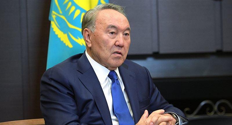 Нурсултан Назарбаев в краткосрочном отпуске