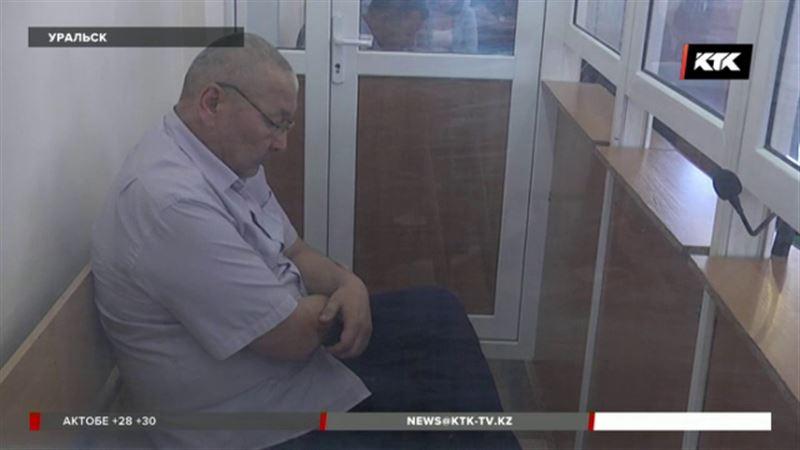В Уральске начали судить свекра-убийцу