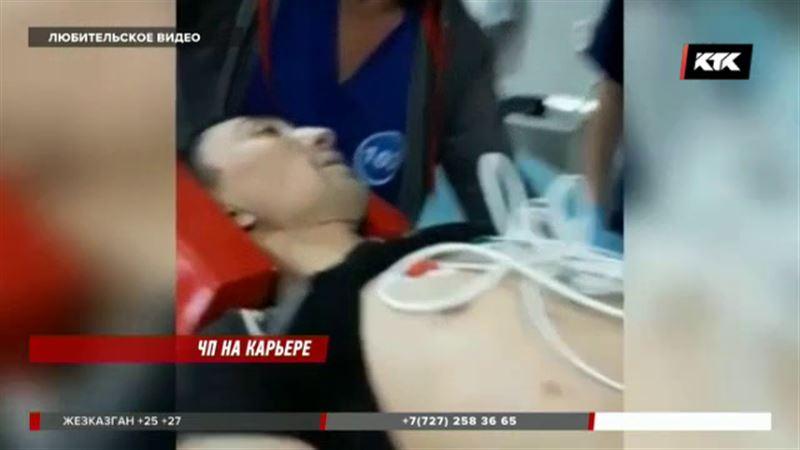 Экскаваторщику из Кокшетау пришлось ампутировать ноги