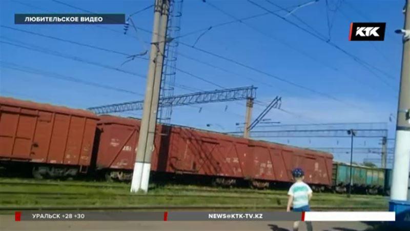 Казахстанских проводников уличили в спекуляции