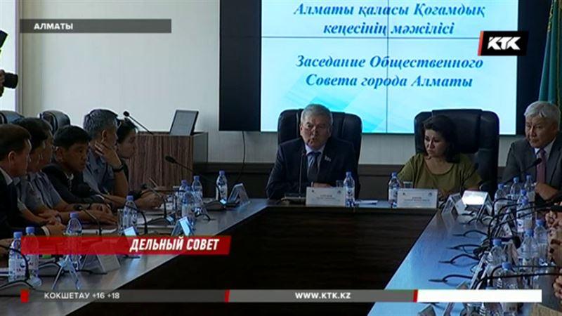 Алматинские общественники требуют отставки министра внутренних дел