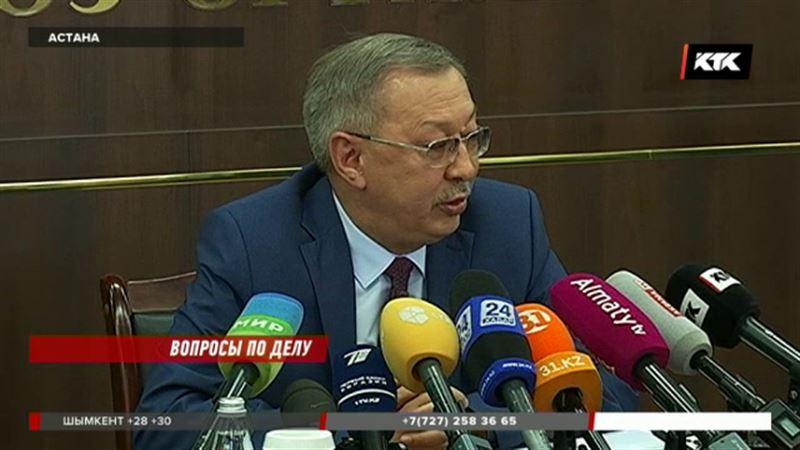 В МВД ответили на вопрос об отставке министра