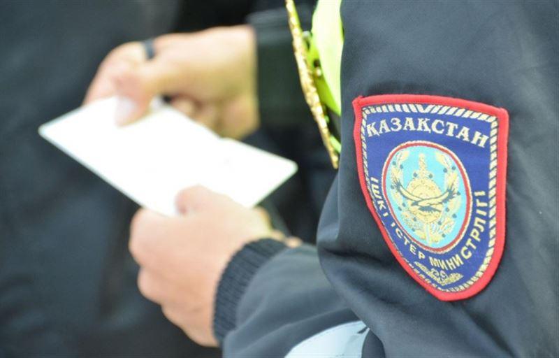 В Темиртау два пьяных рабочих нанесли полицейскому телесные повреждения