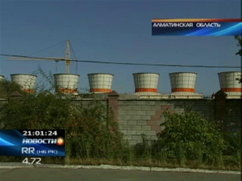 На алматинской ТЭЦ-2 обрушилась крыша газодымохода