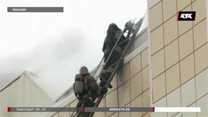Директор «Зимней вишни» отказалась выделять деньги на ремонт противопожарной системы