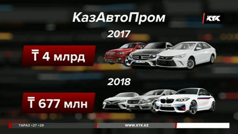 Для сотрудников «Казахавтодора» купили два авто на 54 миллиона