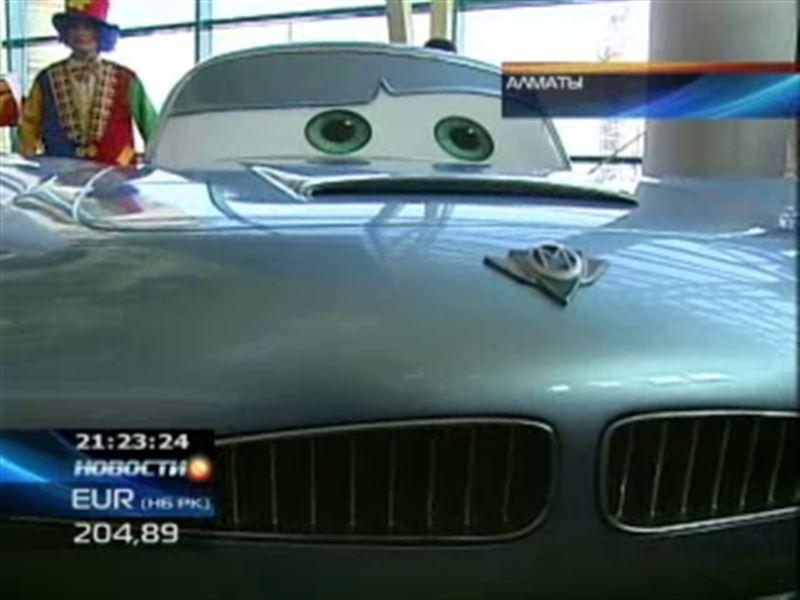 «Тачки-3» представят в Алматы