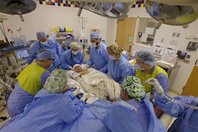 Почти 3 000 камней хирурги извлекли из почек китаянки