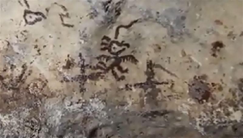 Письмена майя обнаружили на полуострове Юкатан в Мексике