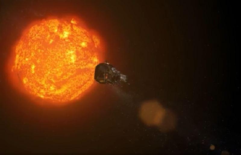 Исследователи записали звуки, которые издает Солнце