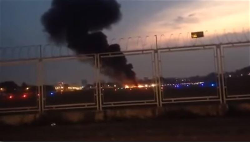 Небольшой самолет потерпел крушение в Бразилии
