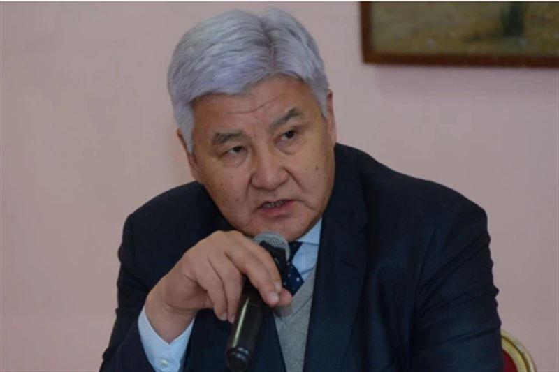 Указом Нурсултана Назарбаева освобожден от должности Борис Джапаров