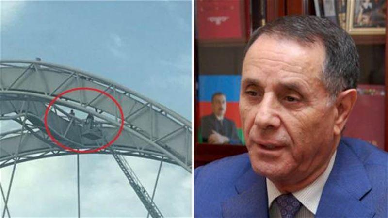 Премьер Азербайджана отговорил мужчину от суицида