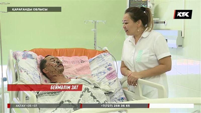 Қарағанды облысында жарылғыштан саусақтары жұлынып кеткен сарбаз тілге келді