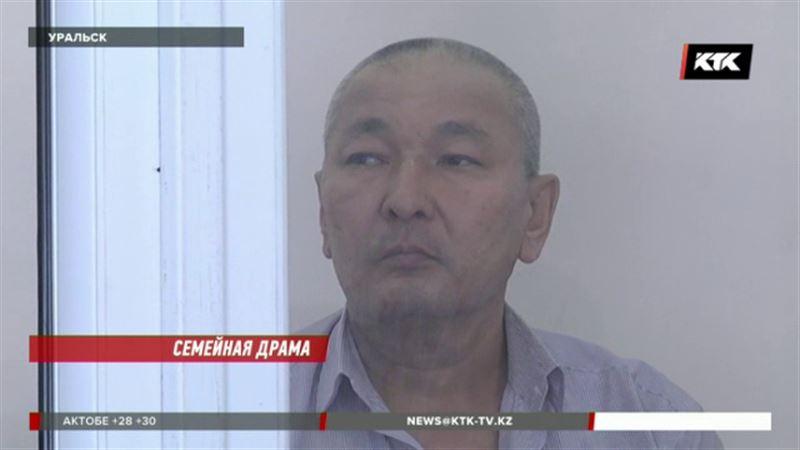 За убийство снохи жителя Уральска отправили в тюрьму