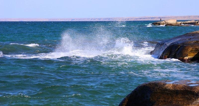 Из моря вытащили труп мужчины в Актау