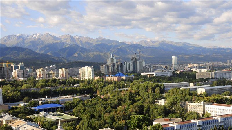 ФОТО: Три новых арт-объекта выставили в Алматы