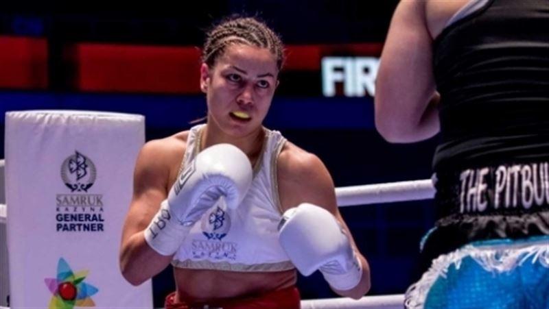 Фируза Шарипова встретится на ринге с непобежденной испанской соперницей