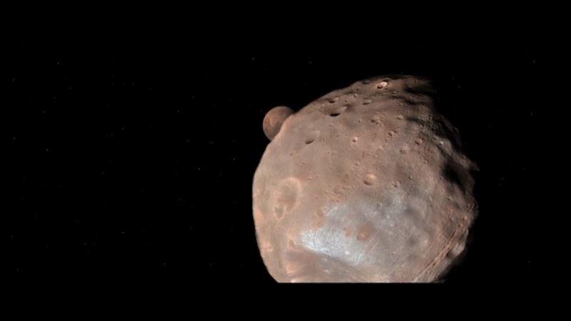 ВИДЕО: Марс Жерге кем дегенде 15 жыл қашықтыққа жақындап келді