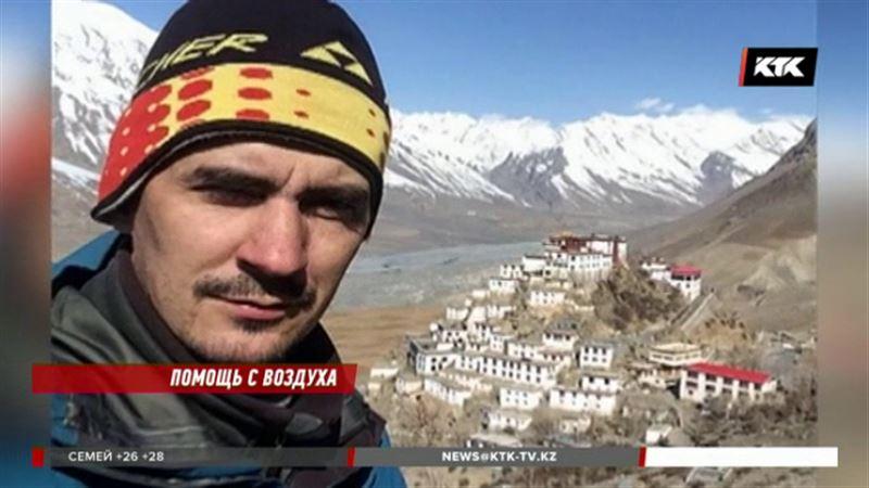 Тело погибшего альпиниста доставили в Алматы