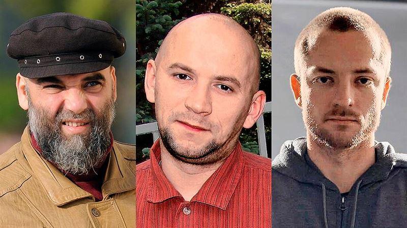 В Африке оказались убиты три российских журналиста