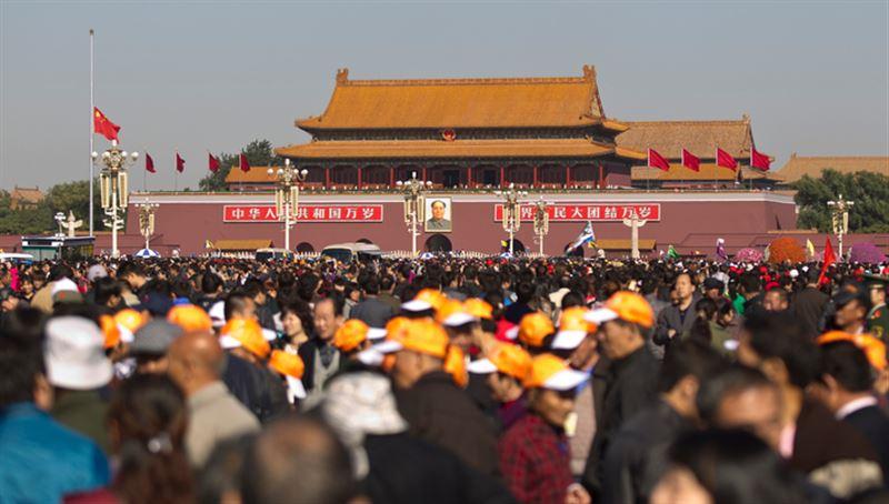 Власти Китая запрещают хоронить людей в гробах