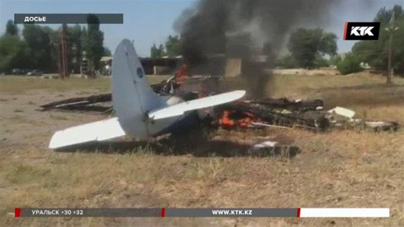 Пилот Як-12 был в нетрезвом состоянии