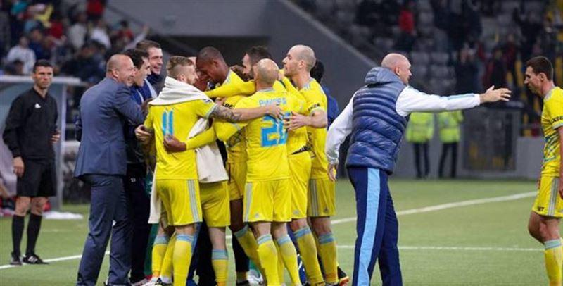 Астана Чемпиондар лигасының үшінші іріктеу кезеңіне шықты