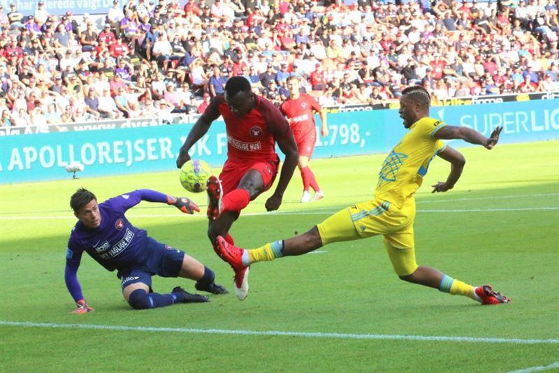 Футбольный клуб «Астана» вышел в третий раунд Лиги чемпионов