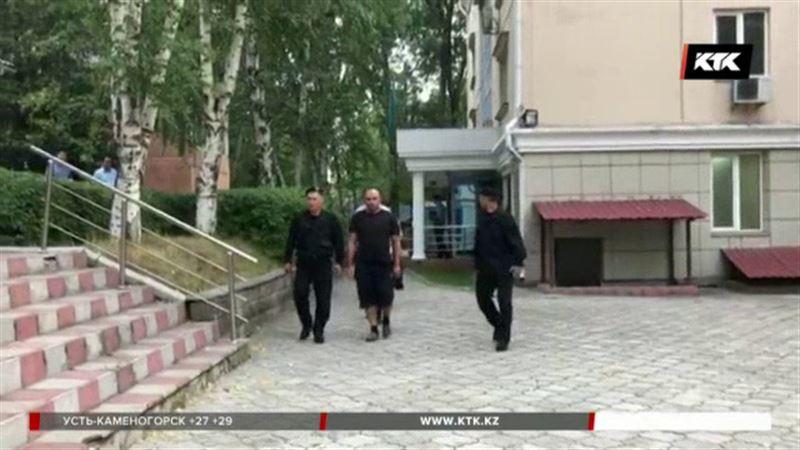 В Алматы арестовали отца, оставившего умирать своего пятилетнего сына