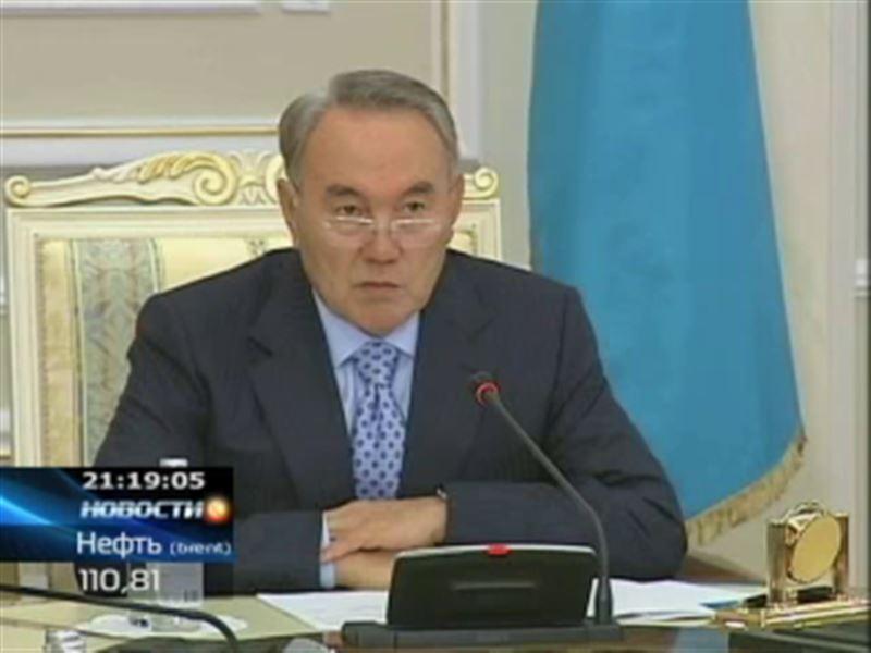 Нурсултан Назарбаев нашёл проблемы в казахстанской разведке