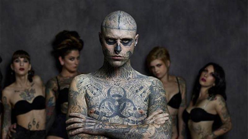 «Зомби бой» оставил перед смертью мистическое вуду-послание