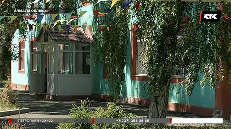 Алматы облысында дертке шалдыққандар емделуі тиіс шипажайда шенеуніктердің  балалары демалып келген